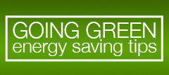 going green energy saving tips for heating and air