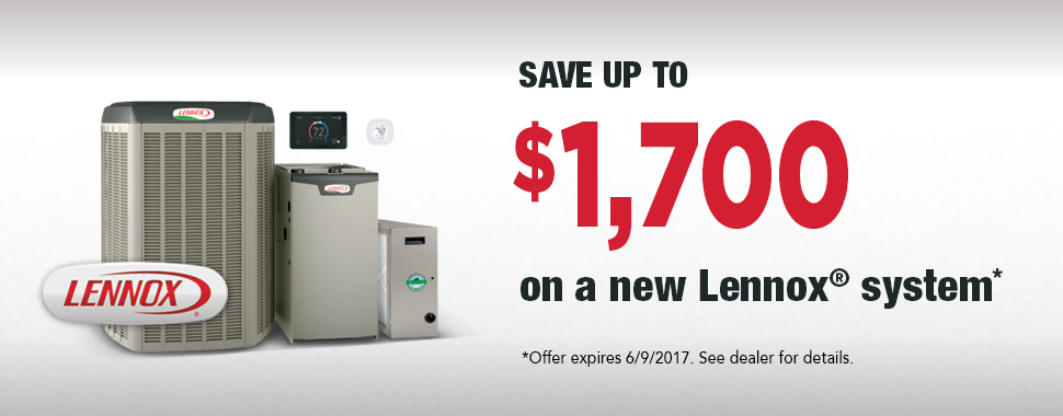 Lennox Air Conditioner Rebate