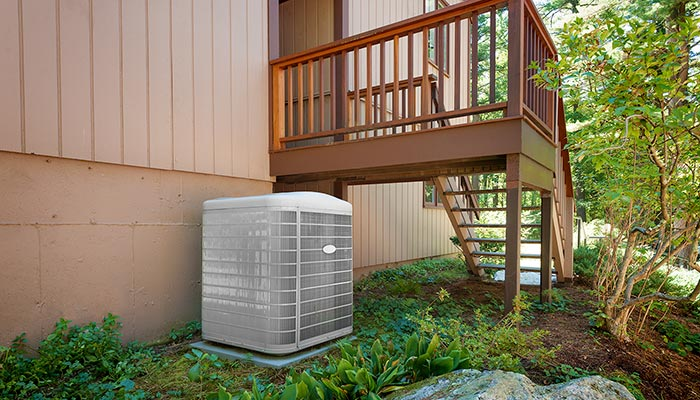 Heating System Service General Air Greenville SC
