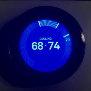 Energy Savings, Programmable Thermostat