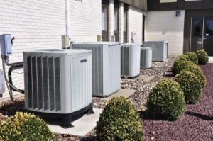Different Types of HVAC outdoor units
