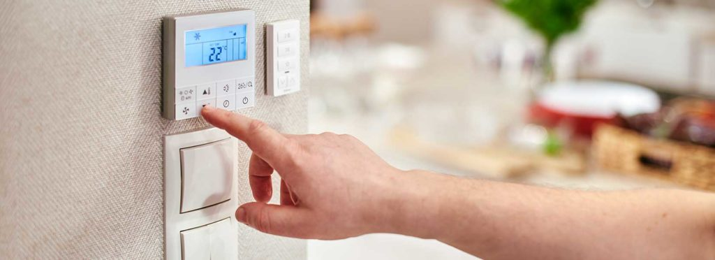 Why Use a Programmable Thermostat Greenville HVAC Contractor